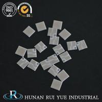 Buy cheap Metallized BeO/Beryllia Ceramic Substrate/Plate For Electronic Equipment product