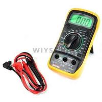 Buy cheap M009 Excel Digital LCD Multimeter XL-830L Voltmeter Ammeter Ohmmeter OHM VOLT Tester with Backlight from wholesalers