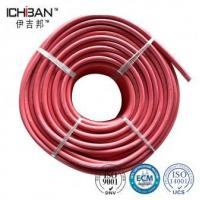 Buy cheap Single Line Red Axygen/Acetylence Rubber Hose, Fiber Briaded Welding Oxygen Rubber Hose from wholesalers