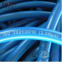 Buy cheap ICHIBAN 6 8 mm flexible oxygen single gas welding rubber hose from wholesalers