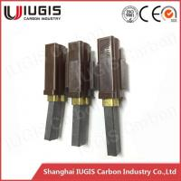 Buy cheap Pump Motor Carbon Brushes, Vacuum Cleaner Motor Carbon Brushes, Small Motor Use Brushes for Sale from wholesalers
