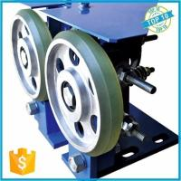 Buy cheap elevator parts lift elevator spare parts Roller Guide Shoe from wholesalers
