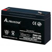 Buy cheap BATTERY & CHARGER 6V 12Ah lead acid maintenance free battery from wholesalers