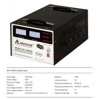 Buy cheap AVR & TRANSFORMER SVC-5KVA(Desk type) single phase AC. automatic voltage regulator from wholesalers