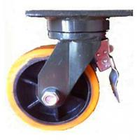 Buy cheap Kaiston Manufactured Anti-Collision polyurethane caster wheels from wholesalers
