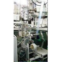 China 1-7 layes co-extrusion(triple bubble) bi-oriented shrink film line on sale