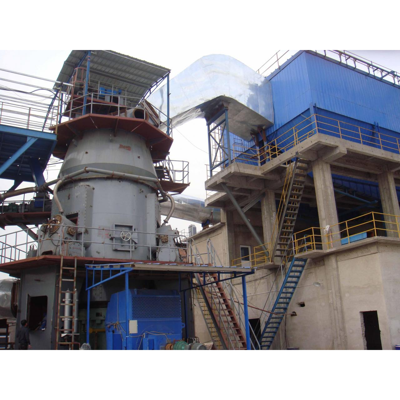 Buy cheap Vertical slag mill production line from wholesalers
