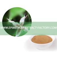 Buy cheap Epimedium Extract Test Method:UV-VIS/HPLC from wholesalers