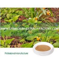 Buy cheap Factory Price herbal extract/epimedium leaf extract powder from wholesalers