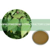 Buy cheap ISO Factory Supply Best Epimedium Brevicornum Extract from wholesalers
