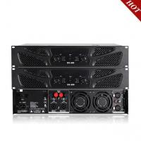 Buy cheap Crown Style High Power Lightweight 2U Speaker Class AB Subwoofer PA Power Amplifier from wholesalers