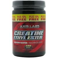China Axis Labs Creatine Ethyl Ester, Capsules, 396-Count on sale