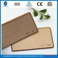 Buy cheap Artificial Leather Rubber Soling Sheet For Men Shoes from wholesalers