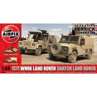Buy cheap British Forces WMIK and Snatch Land Rover Set from wholesalers