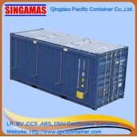 Buy cheap Singamas Qingdao Factory Directly Produce and Sell 20ft Hard Top Openning Shipping Container from wholesalers