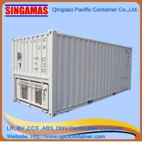 Singamas Qingdao Factory Directly Produce and Sell 20 Feet Bulk Container