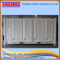 Buy cheap Singamas Qingdao Factory Directly Produce and Sell 20ft Ventilated Equipment Container from wholesalers