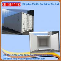 Buy cheap Singamas Qingdao Factory Directly Produce and Sell 20ft New Insulated Container from wholesalers