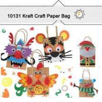 Buy cheap Kraft Small Paper Bags For Arts And Crafts And Kids Hobby Idea from wholesalers