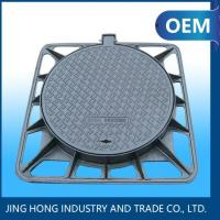 Buy cheap Casting Ductile Iron Manhole Covers Grating Drainage Frame Channels from wholesalers