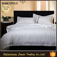 Buy cheap Good Quality Hotel Linen Bedding Sets ,400T 100% Cotton Hotel Bedding Sets 5 Star from wholesalers