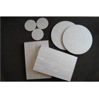 Buy cheap Silicon Target for Sputtering and Coating Metal with Customized Size product