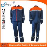 Buy cheap Flame retardant safety apparel for dangerous work from wholesalers