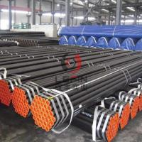 Buy cheap API 5L ASTM A53 Standard ERW Welded Steel Pipe21.3mm to 813 mm from wholesalers