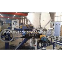 Buy cheap Austrial aluminum flexible duct into spiral duct machine price for sale Admin Edit from wholesalers