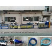 Buy cheap Excellent Performance Fan Edge Banding Tape Extrusion Production Line / Plastic Extruder Machine / M from wholesalers