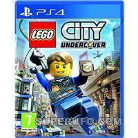Buy cheap PS4 LEGO CITY UNDERCOVER (Eur) product