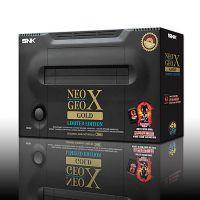 Buy cheap SNK NEOGEO X Gold Limited Edition Asian Version product