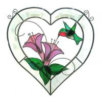 Buy cheap Angels Hummingbird Crystal Heart from wholesalers