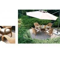 Buy cheap Deluxe Offset Patio Umbrella from wholesalers