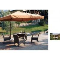 Buy cheap Square Cantilever Umbrella with Valance from wholesalers