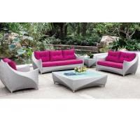 Buy cheap Patio Furniture 4-Piece Loveseat Deep Seating Set from wholesalers