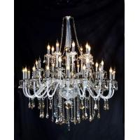 Buy cheap Bohemia Glass Chandelier BLCT88073 in size 120cm W * 160cm H with K9 Crystals from wholesalers