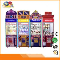 Buy cheap Tomcat Arcade Mini Coin-Operated Multi Simulator Toy Crane Game Machine from wholesalers