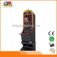 Buy cheap Crazy Circus Gold fort Gambling Arcade Coin Pusher Game Machine Good Money Maker from wholesalers