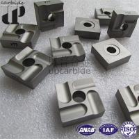 Buy cheap cemented carbide brazed tips from wholesalers