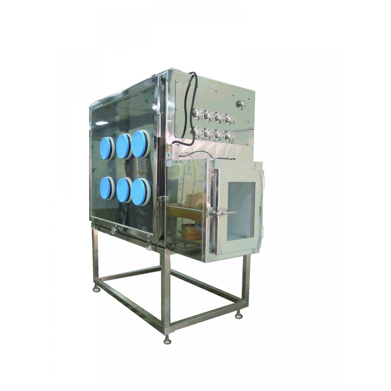 Buy cheap Isolation Glove Box Cabinet from wholesalers
