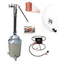 Buy cheap Distillation Equipment 13 Gallon Stainless Steel Still Kit (Dual Purpose, 3) from wholesalers