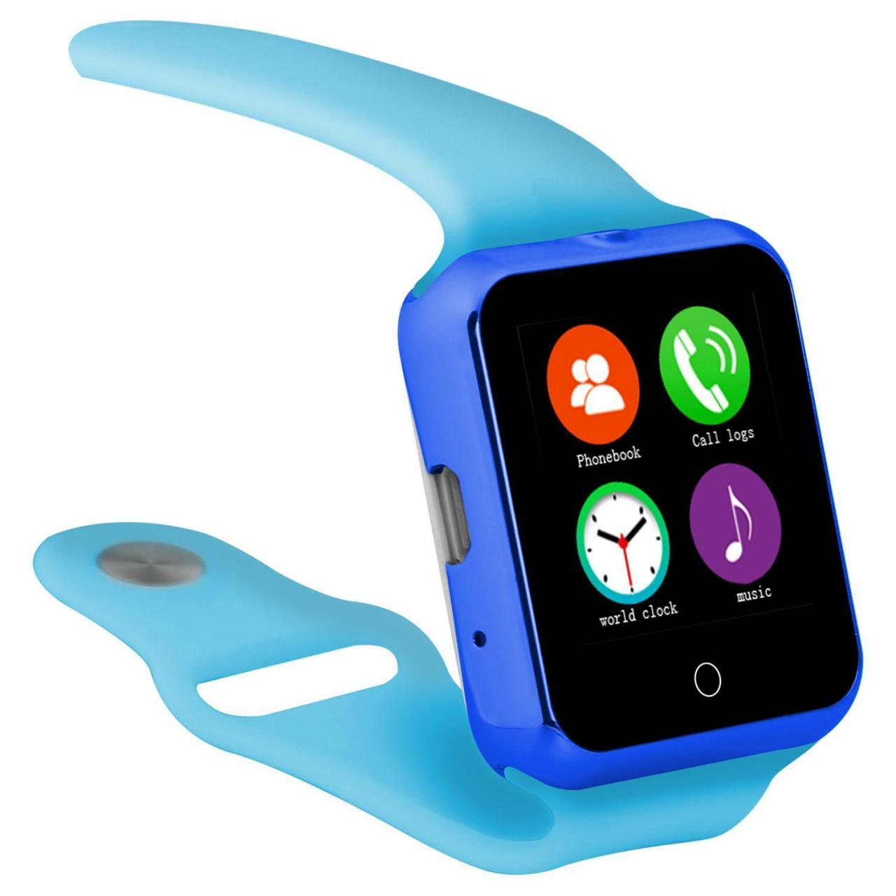 Buy cheap D3 smart watch mobile phone Support GSM SIM TF Card Smart Watch with Camera from wholesalers