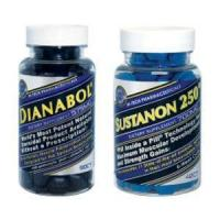 Buy cheap PACK DIANABOL + SUSTANON 250 - HI TECH NUTRITION from wholesalers