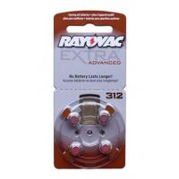 Buy cheap Rayovac Hearing Aid Battery, Size 312 (4 pc) from wholesalers