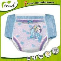 Buy cheap Overnight Disposable Incontinence Pull Ups for Adults Pull on Diapers Underwear from wholesalers