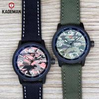 Buy cheap Kademan oem japan mov't stainless steel back watch distributors and wholesalers from wholesalers