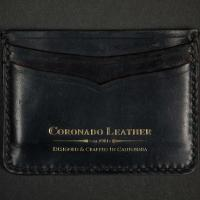 Buy cheap SHELL CORDOVAN ID CARD WALLET BLACK from wholesalers