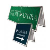 Buy cheap Outdoor Banner Frames From 61.00 from wholesalers