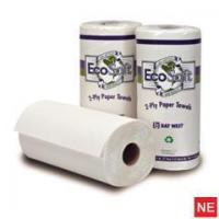 Buy cheap BAY41000 Bay West EcoSoft Household Roll Towel - 90 ct, 30/CS from wholesalers